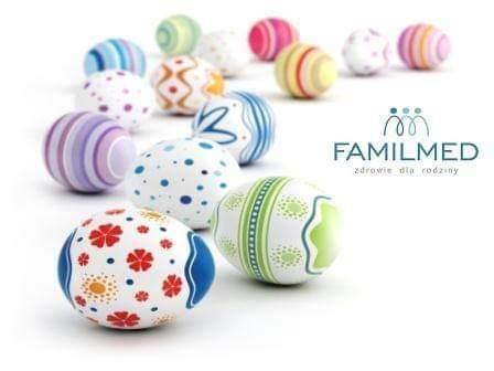 Życzenia Wielkanocne od Famil-Med